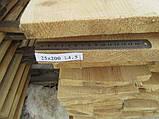 Доска обрезная 25х200х4500, фото 2