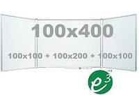 Доска керамическая маркерная 100х400 см, фото 1