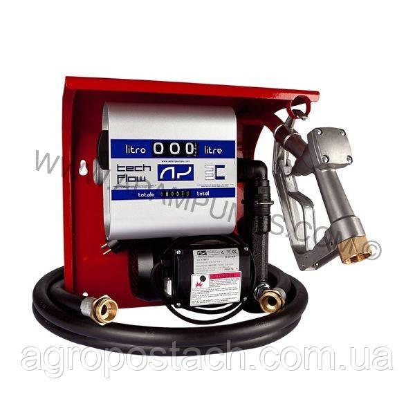 Заправка для  дизельного топлива 60 л./мин Wall Tech