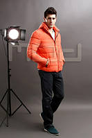Мужской легкий стильная зимняя куртка, фото 1