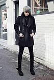 Мужское демисезонное пальто, фото 2