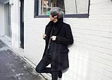 Мужское демисезонное пальто, фото 4