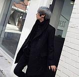 Мужское демисезонное пальто, фото 5