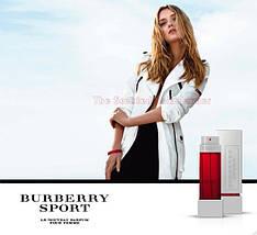 Burberry Sport For Woman туалетная вода 75 ml. (Барбери Спорт Фо Вумен), фото 3