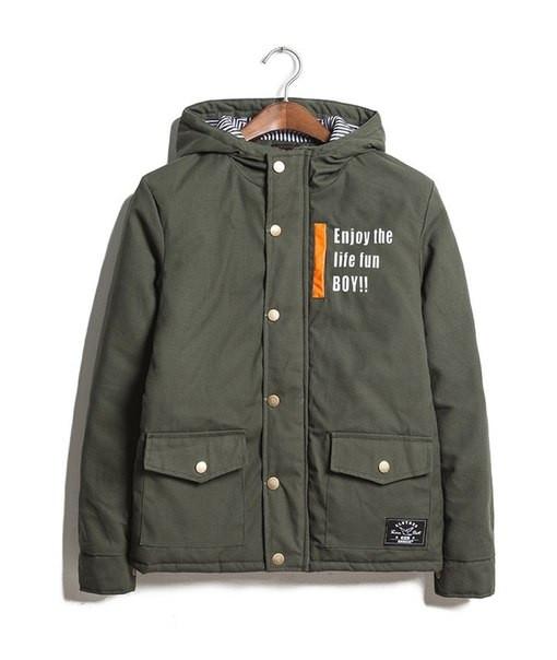 Хлопковая куртка (Enjoy the life..)