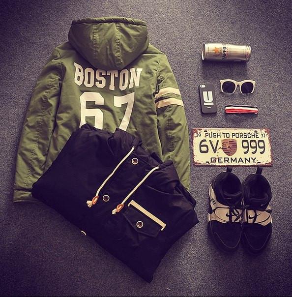Куртка Boston 67