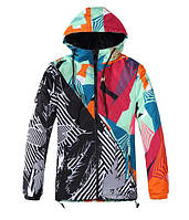 Куртка Цветная, фото 1
