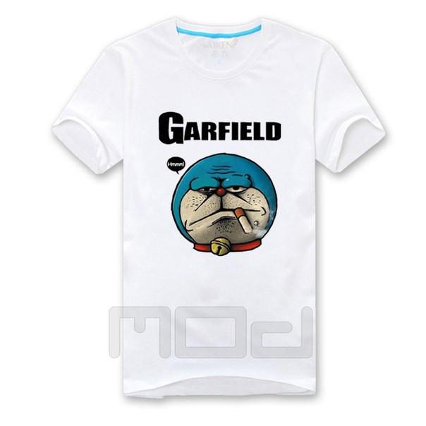 Футболка Bad Garfield