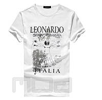 Футболка Leonardo Italia