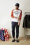 Мужские штаны на резинках с карманами Jogger, фото 2