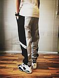 Хлопковые спортивные штаны SWag-Style, фото 6
