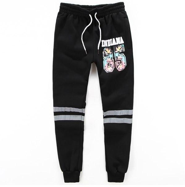 Утепленные хлопковые штаны INDIANA 85