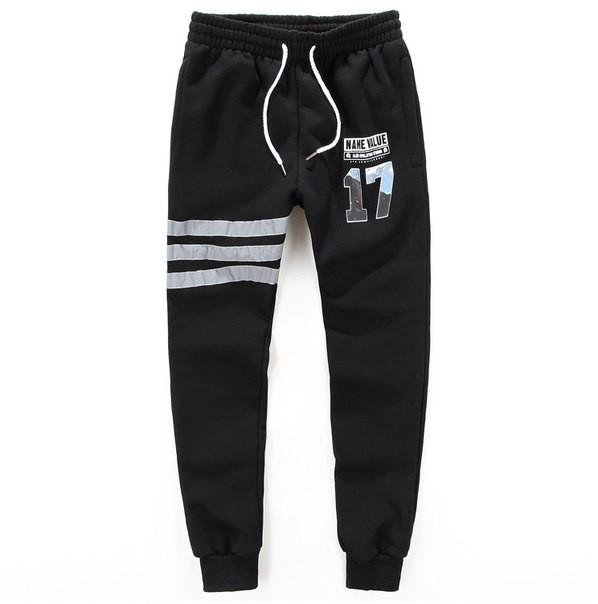 Утепленные хлопковые штаны NAME VALUE 17