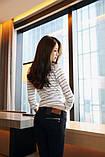 Женские джинсы Zara с молнией на заднем кармане, фото 5