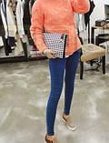 Классические женские джинсы с бархатной подкладкой, фото 2