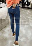 Классические женские джинсы с бархатной подкладкой, фото 8