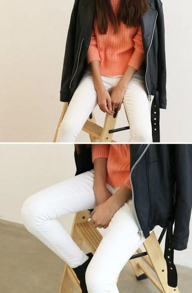Женские классические джинсы