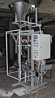 Автомат Пневматик-400 АВАНПАК с однопотоковым весовым дозатором для фасовки в 3-х шовные пакеты