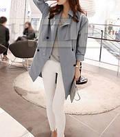 Женские приталенные джинсы с высокой талией