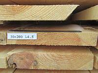 Доска обрезная 30х200х4500, фото 1