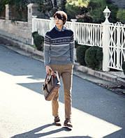 Мужские повседневные брюки, фото 1
