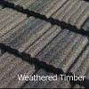 Roser Stone Wood Shake Weathered Timber