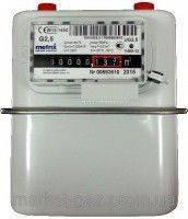 "Счетчик газа  G2.5  3/4"" METRIX"