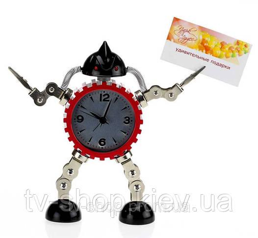 Часы Робот-трансформер