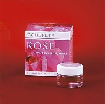 Натуральный конкрет Розы, фото 2