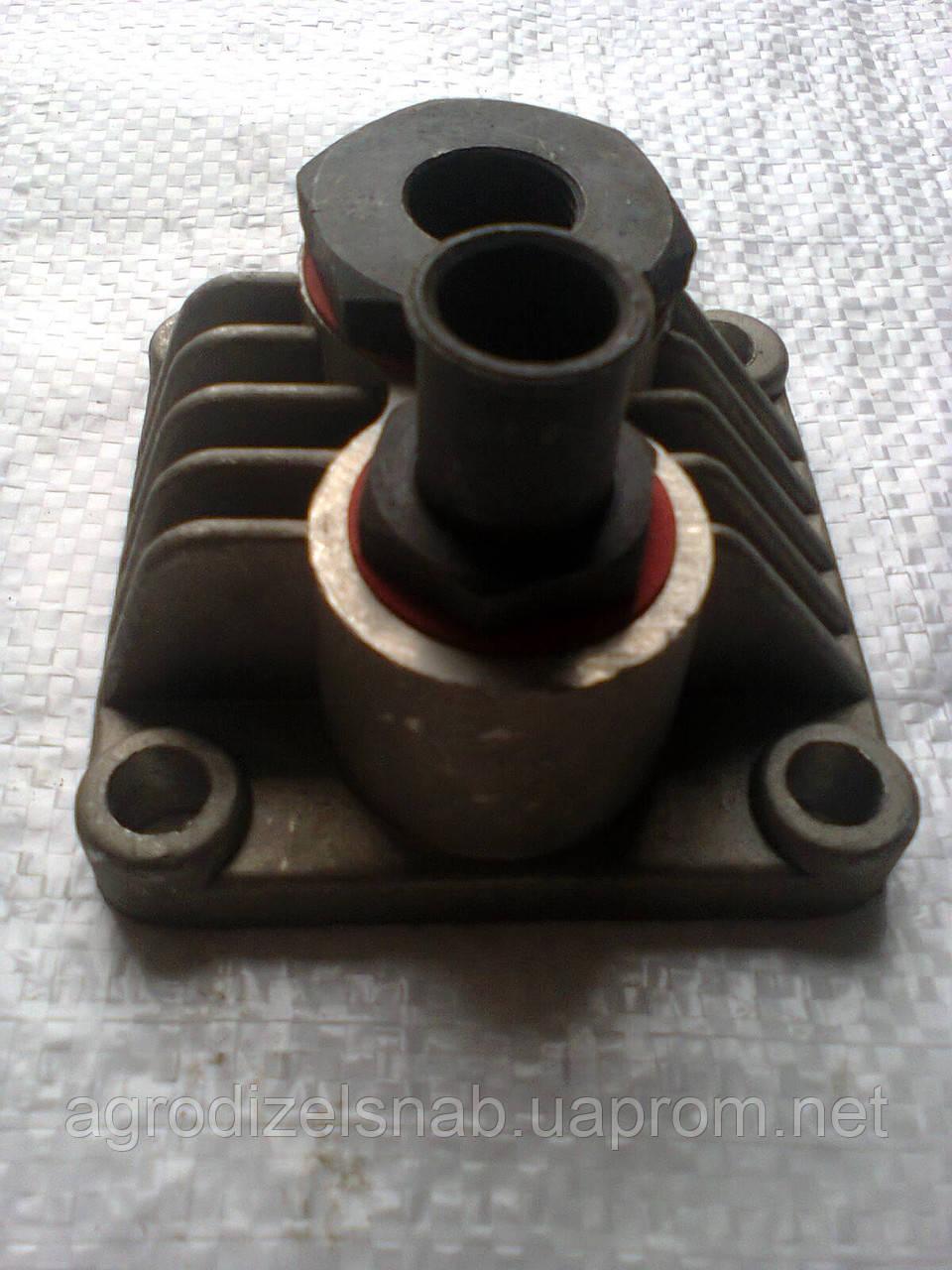Головка компрессора МТЗ, ЮМЗ, Т-40 (в сборе)
