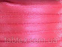Тасьма атласна 3 мм рожева 99 ярд.
