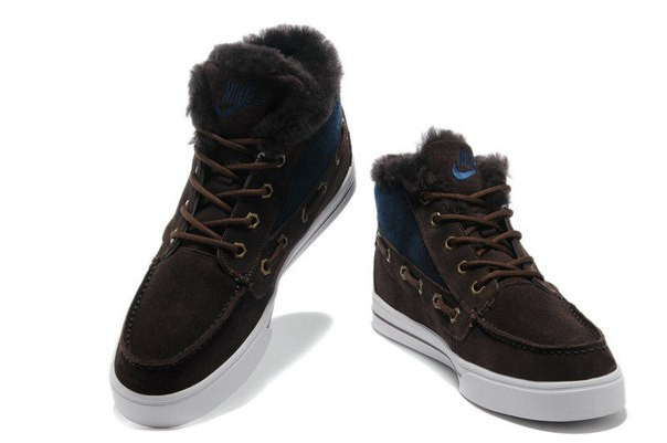 Зимнее высокие кроссовки Top Fur High