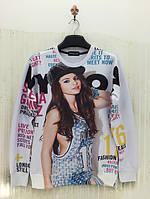 Свитшот с Selena Gomez