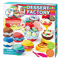 """Детский набор  для лепки  """"Фабрика десертов"""""""