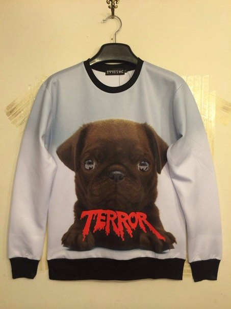 Свитшот Терор