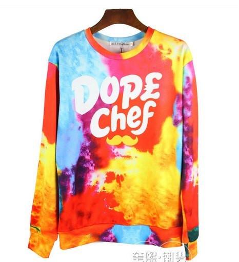 Свитшот Dope Chef