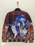Свитшот с котами, фото 2