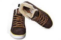 Зимнее кроссовки Adidas Ransom - замша