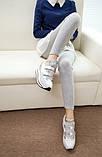 Женские кроссовки сзади с шипами, фото 3