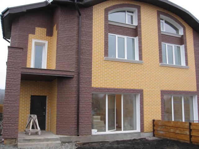 Утеплене фасада в Подгорцах 1