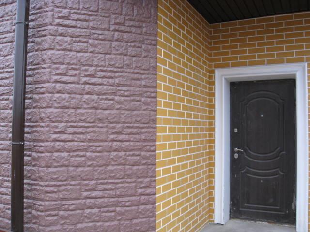 Утеплене фасада в Подгорцах 2