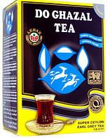 Чай чёрный Akbar Do Ghazal tea Ceylon 500г  Бергамот