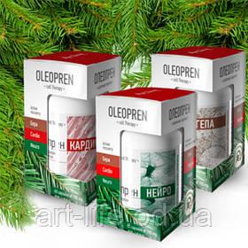 Олеопрены — «молодильные яблочки» тайги.
