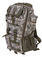 Рюкзак Туристический Innturt Middle нейлон, камуфляжный, отделение для ноутбука