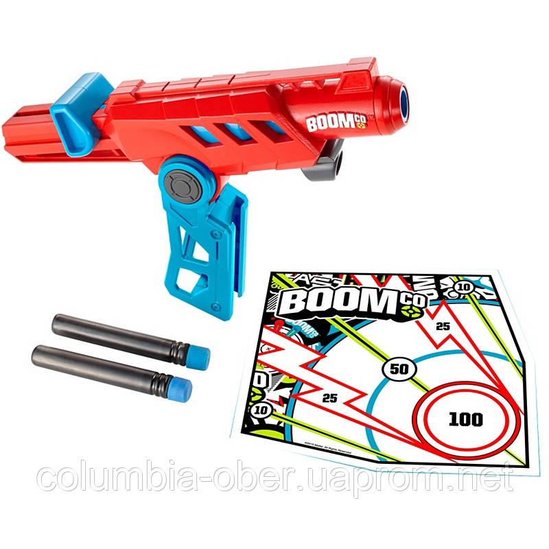 """Бластер для мальчиков BOOMco """"Railstinger"""" от  Mattel."""