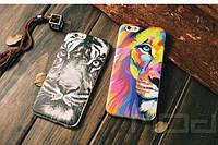 Чехол для iPhone Tiger&Lion