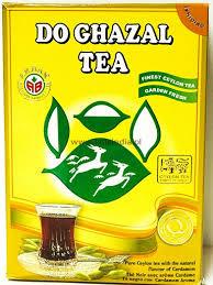 Чай Акбар Do Ghazal с кардамоном 500 гр