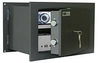 Сейф встраиваемый Safetronics STR 25M (ВхШхГ - 304х450х256)