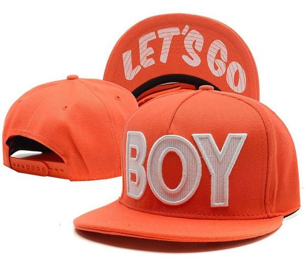 SNAPBACK BOY LET'S GO