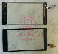 Acer Z150 Liquid Z5 сенсорний екран, тачскрін чорний